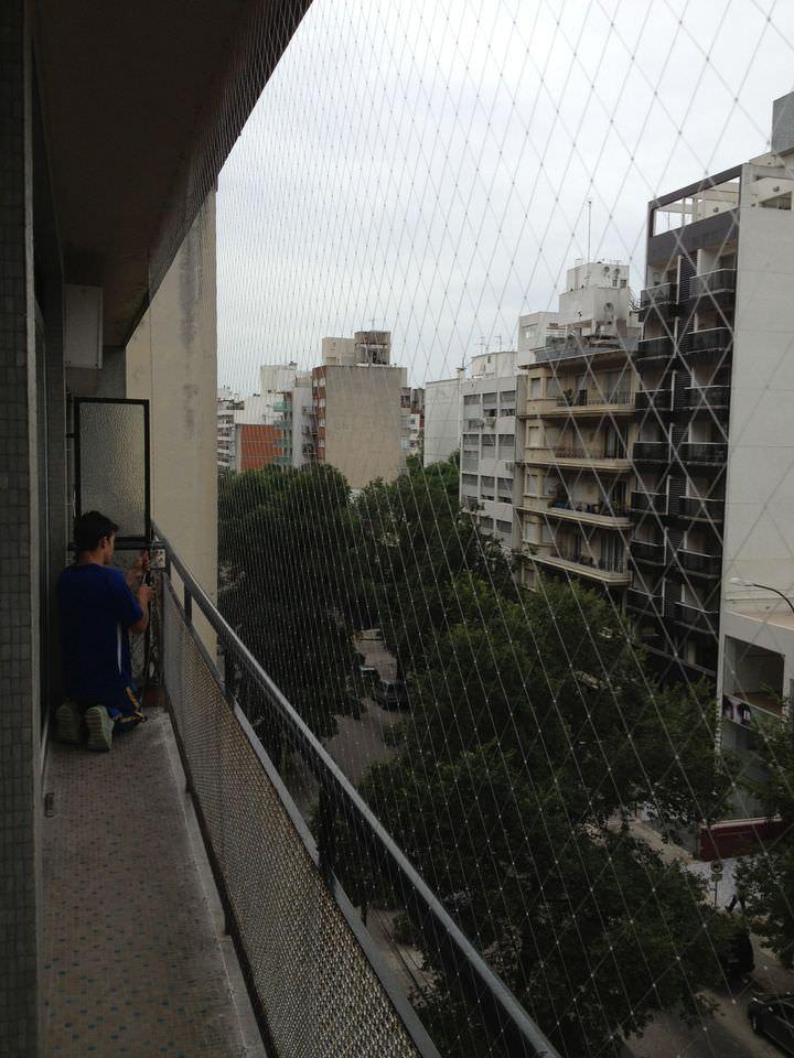 Balcón largo