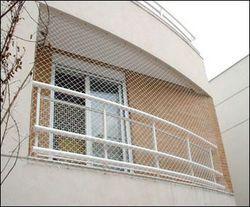 Protección para balcón