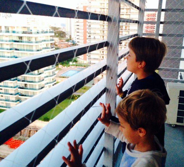 Redes de Protección en Balcones